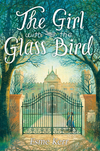 Esme Kerr - The Girl with the Glass Bird