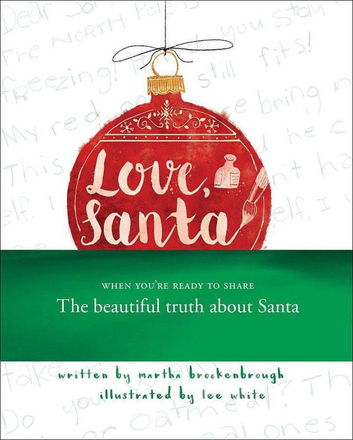 Martha Brockenbrough - Love, Santa