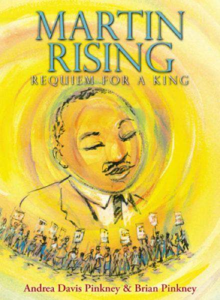 Andrea Davis Pinkney - Martin Rising