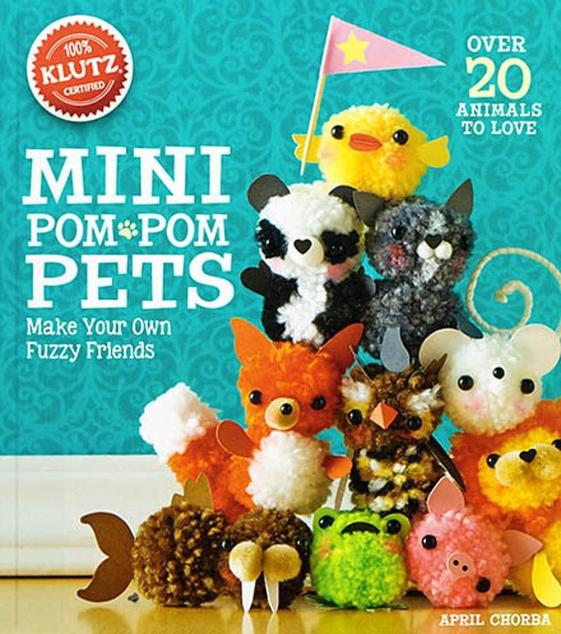 April Chorba - Mini Pom-Pom Pets