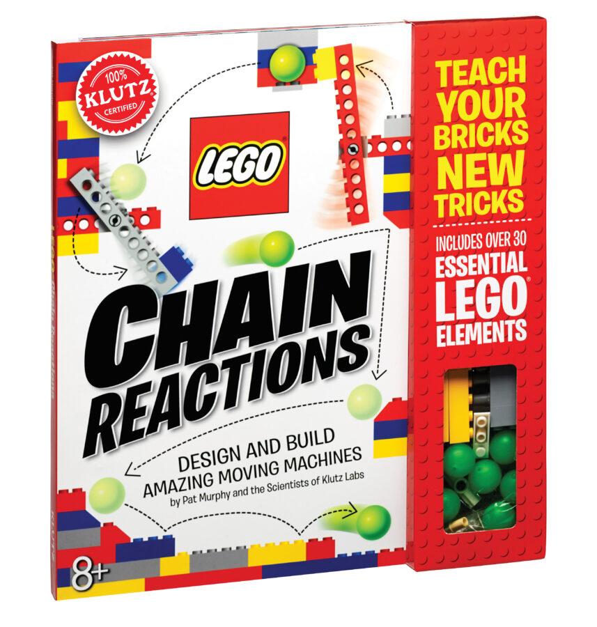 Pat Murphy - LEGO Chain Reactions