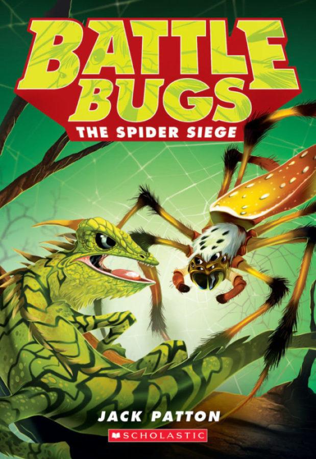 Jack Patton - The Spider Siege