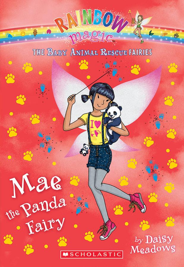 Daisy Meadows - Mae the Panda Fairy