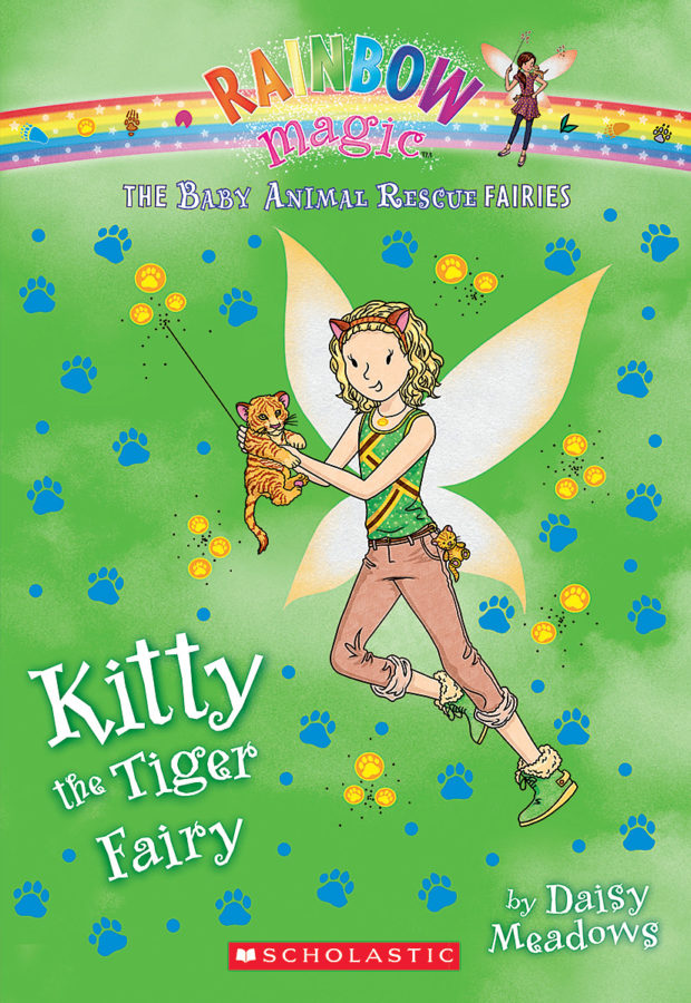 Daisy Meadows - Kitty the Tiger Fairy