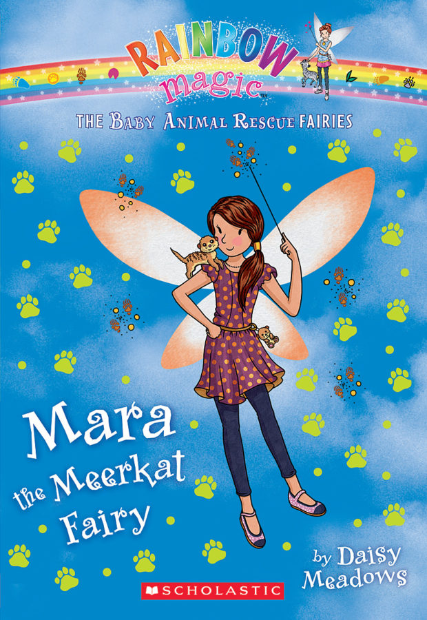 Daisy Meadows - Mara the Meerkat Fairy
