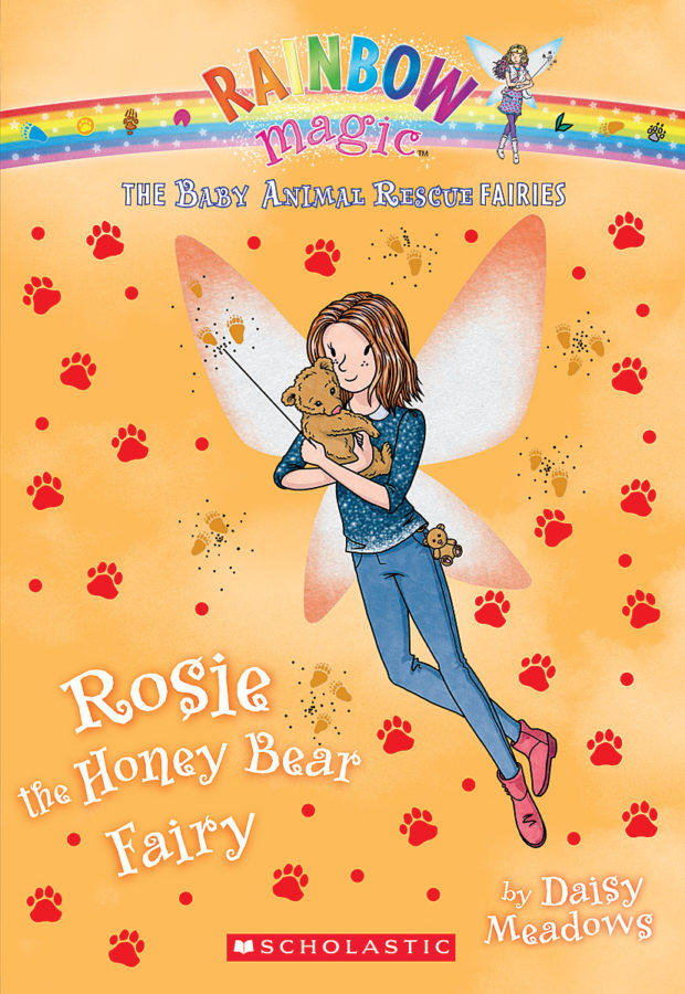 Daisy Meadows - Rosie the Honey Bear Fairy