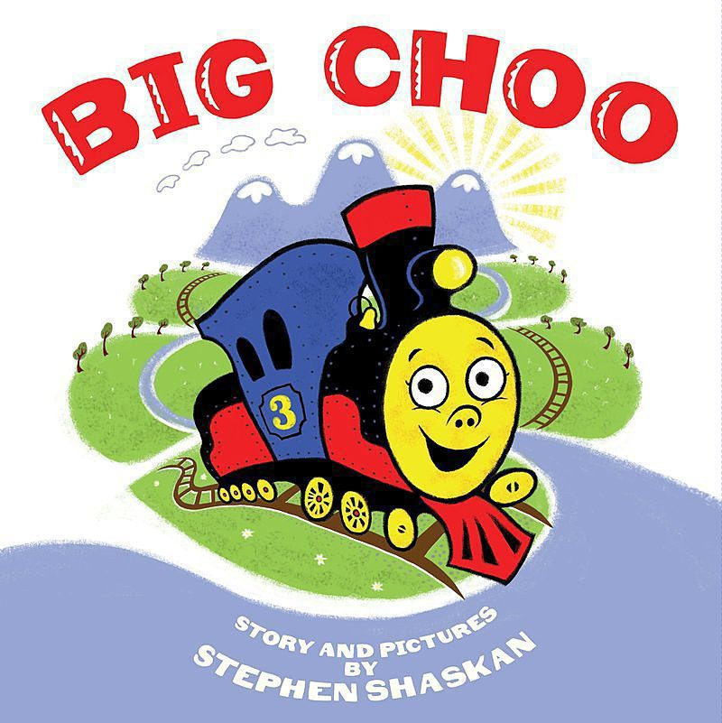 Stephen Shaskan - Big Choo