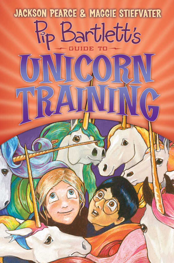 Jackson Pearce - Pip Bartlett's Guide to Unicorn Training