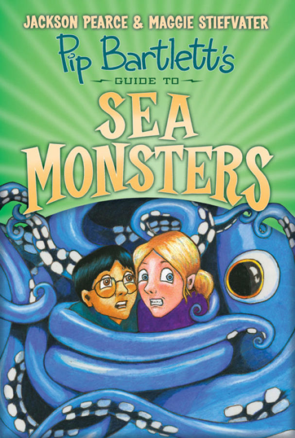 Jackson Pearce - Pip Bartlett's Guide to Sea Monsters