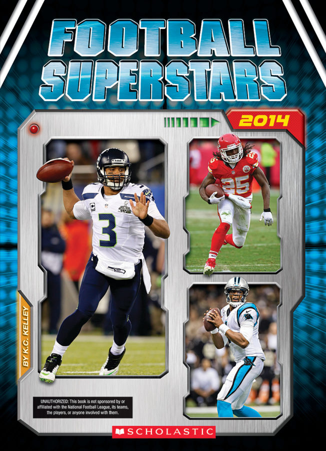 K. C. Kelley - Football Superstars 2014