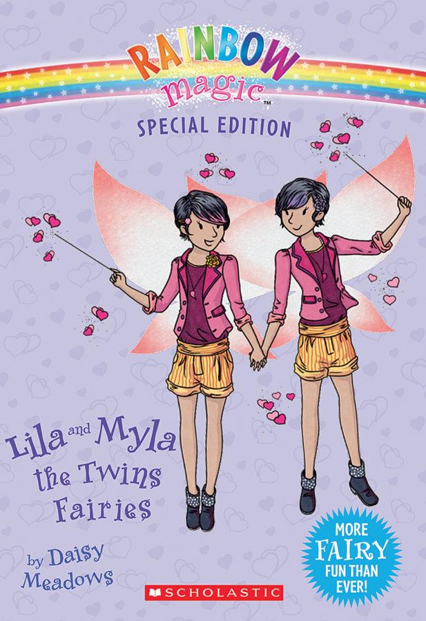 Daisy Meadows - Lila and Myla the Twins Fairies