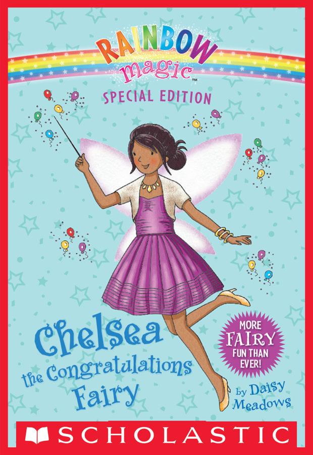Daisy Meadows - Chelsea the Congratulations Fairy