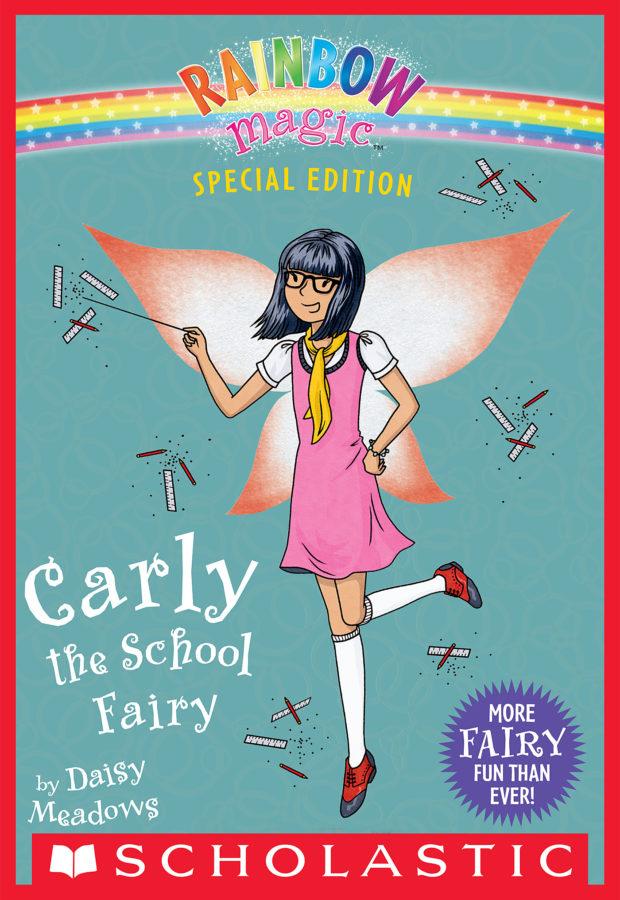 Daisy Meadows - Carly the School Fairy