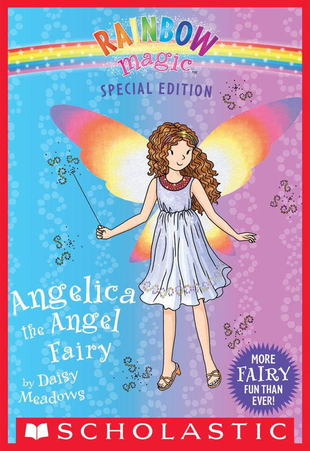 Daisy Meadows - Angelica the Angel Fairy