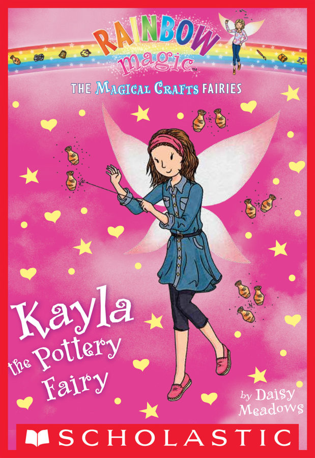 Daisy Meadows - Kayla the Pottery Fairy