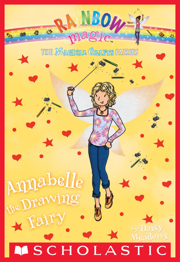 Daisy Meadows - Annabelle the Drawing Fairy