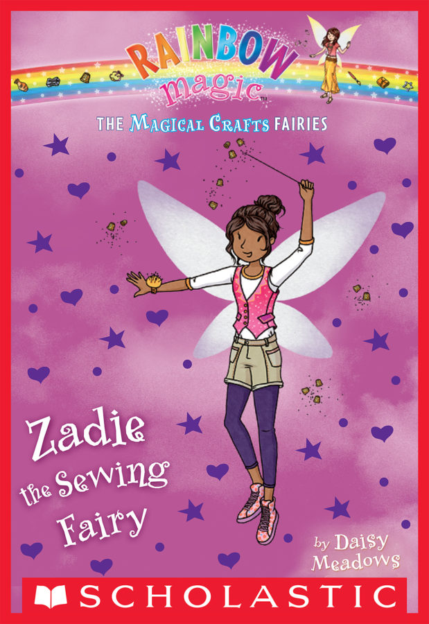 Daisy Meadows - Zadie the Sewing Fairy