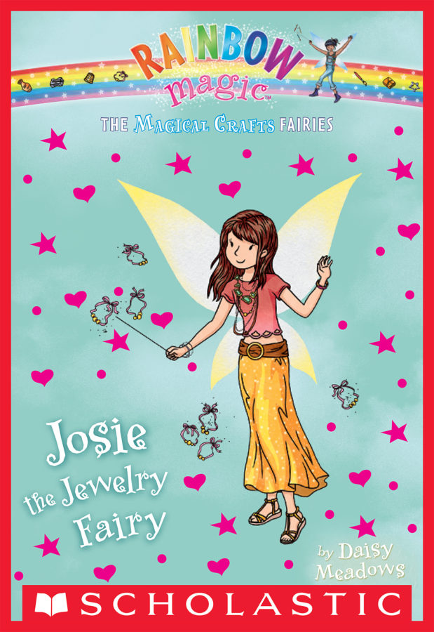Daisy Meadows - Magical Crafts Fairies, The #4: Josie the Jewelry Fairy