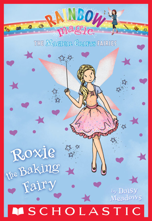 Daisy Meadows - Magical Crafts Fairies, The #7: Roxie the Baking Fairy