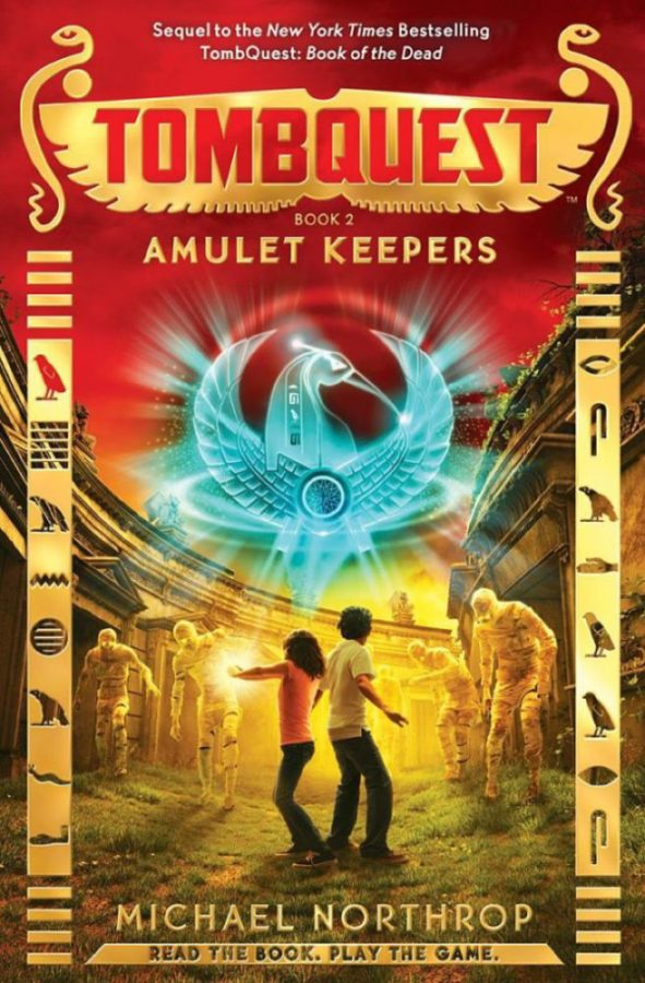 Michael Northrop - Amulet Keepers