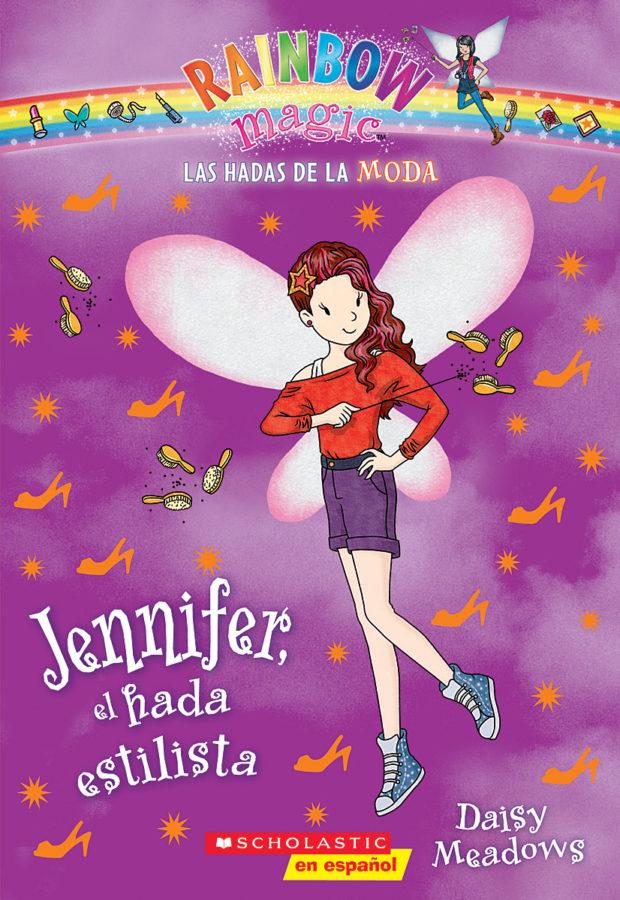 Daisy Meadows - Hadas de la moda, Las #5: Jennifer, el hada estilista