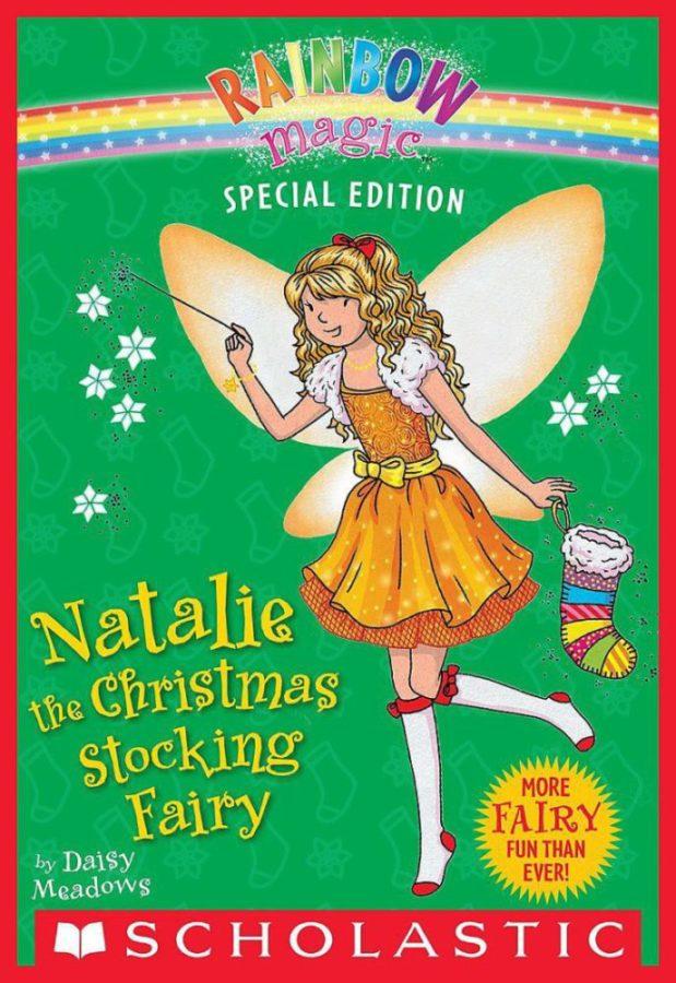 Daisy Meadows - Natalie the Christmas Stocking Fairy