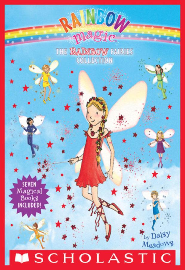 Daisy Meadows - Rainbow Magic Collection