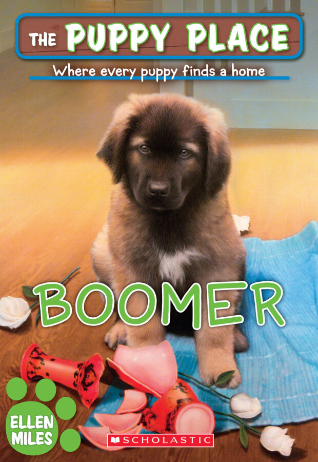 Ellen Miles - Puppy Place, The #37: Boomer