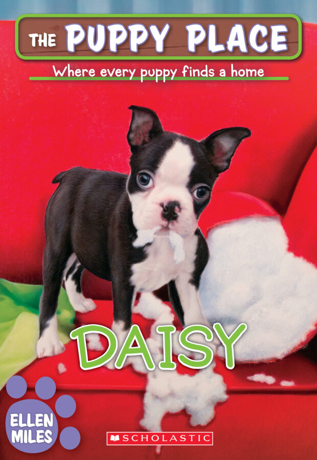 Ellen Miles - Puppy Place, The #38: Daisy