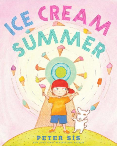 Peter Sís - Ice Cream Summer