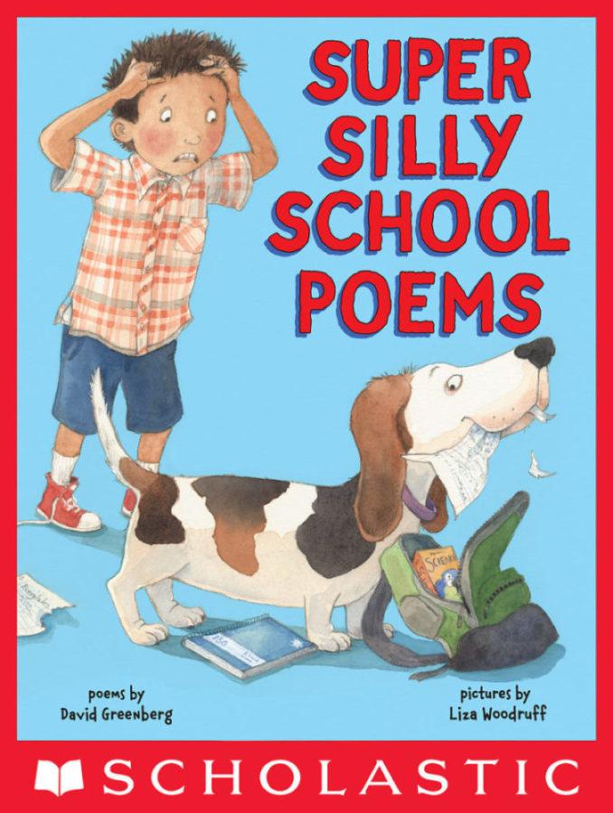 David Greenberg - Super Silly School Poems