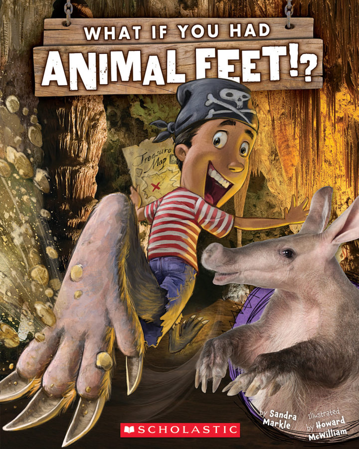 Sandra Markle - What If You Had Animal Feet?