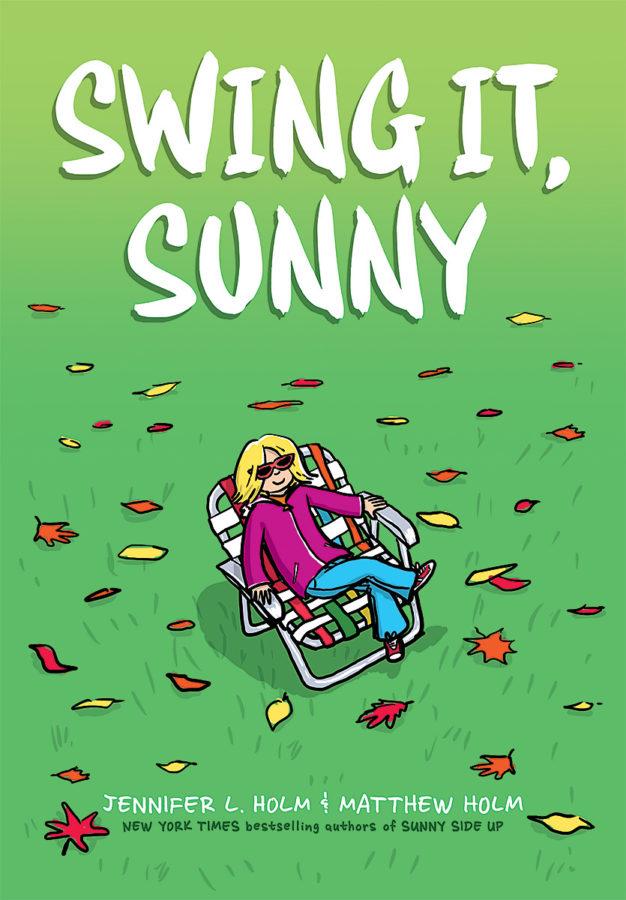 Jennifer L. Holm - Swing It, Sunny