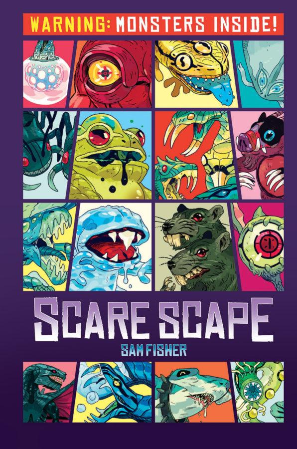 Sam Fisher - Scare Scape