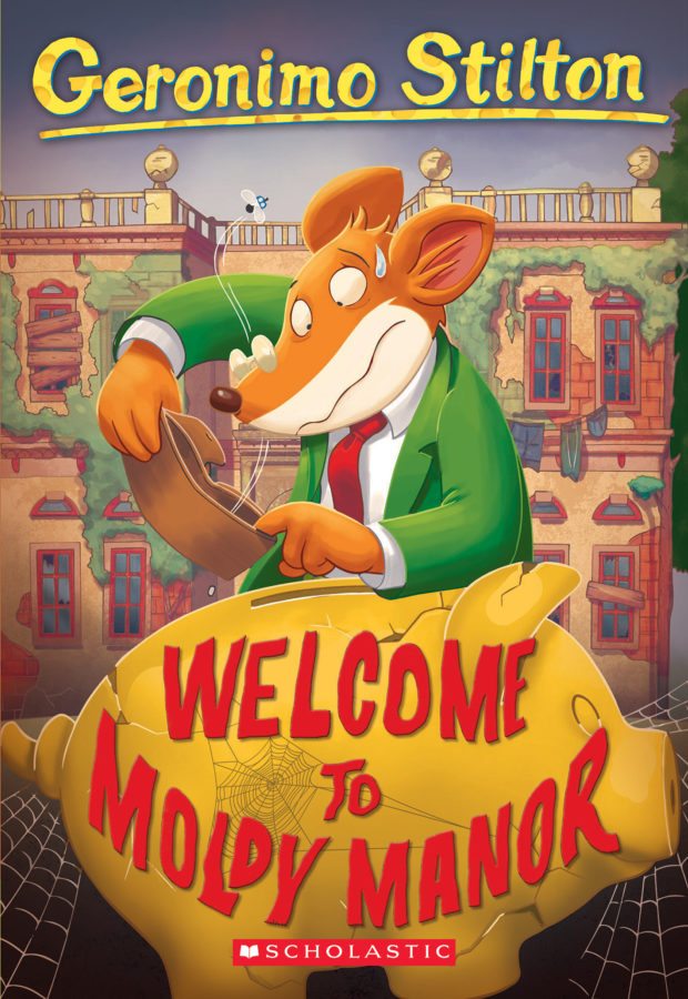 Geronimo Stilton - Welcome to Moldy Manor