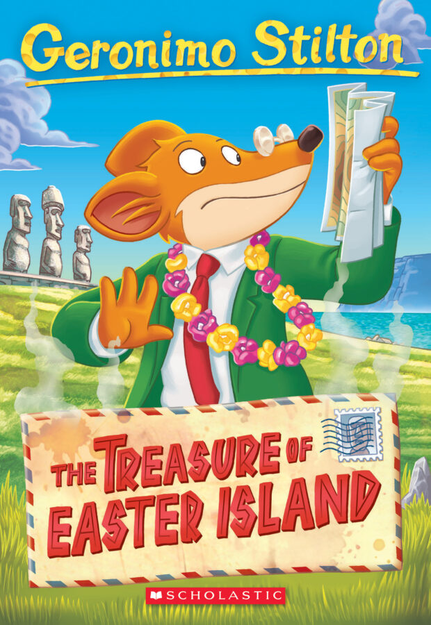 Geronimo Stilton - The Treasure of Easter Island