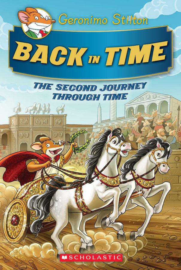Geronimo Stilton - Back in Time