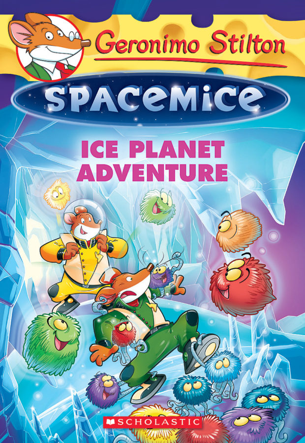 Geronimo Stilton - Geronimo Stilton Spacemice #3: Ice Planet Adventure