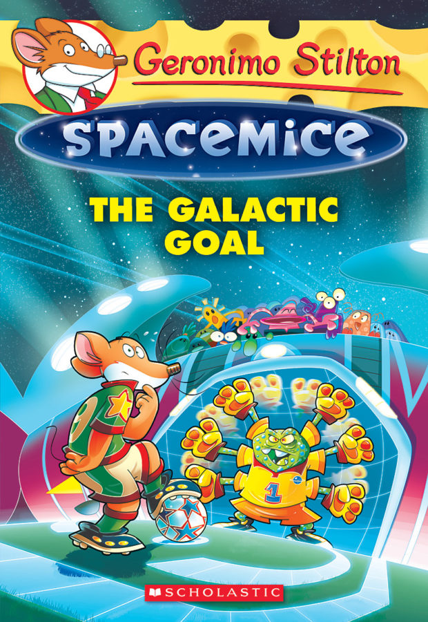 Geronimo Stilton - Geronimo Stilton Spacemice #4: The Galactic Goal