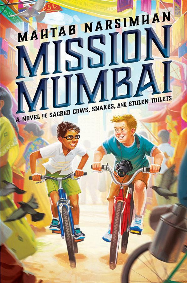 Mahtab Narsimhan - Mission Mumbai