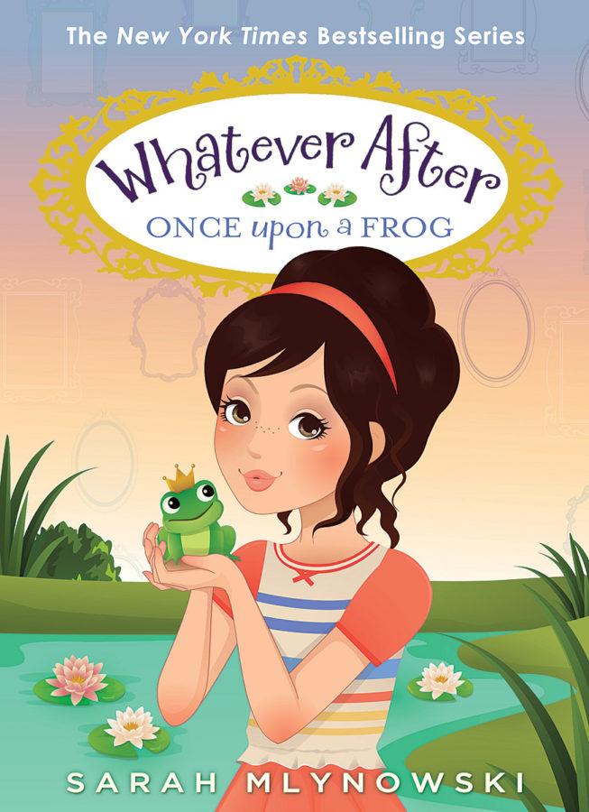 Sarah Mlynowski - Once Upon A Frog