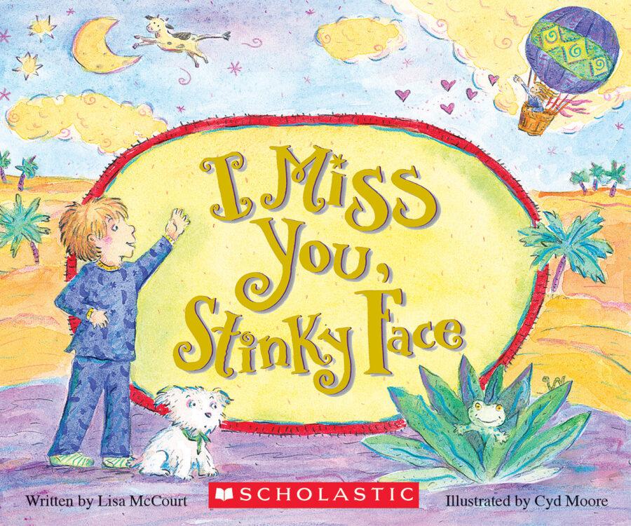 Lisa McCourt - I Miss You, Stinky Face