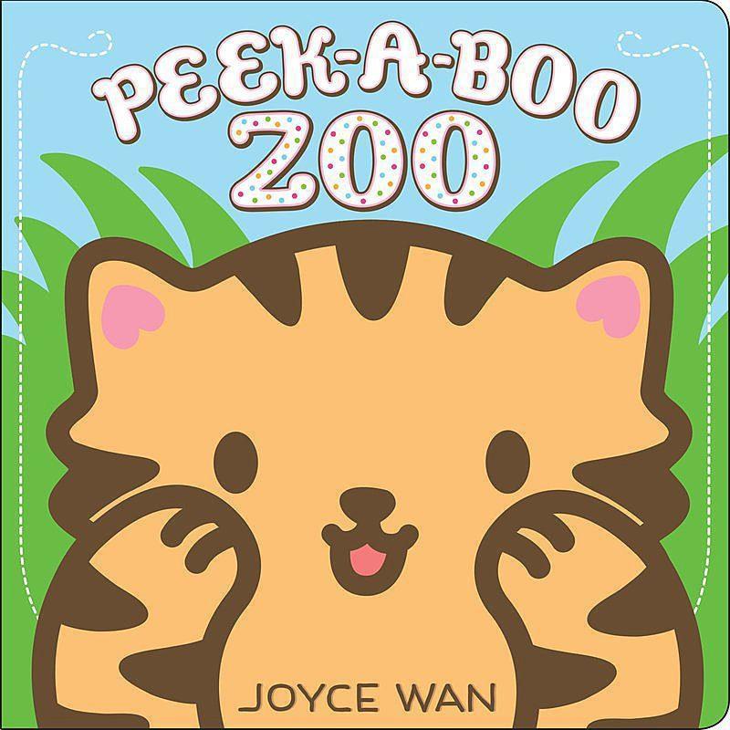 Joyce Wan - Peek-a-Boo Zoo