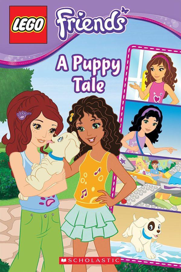 Sierra Harimann - LEGO Friends: A Puppy Tale (Comic Reader #1)