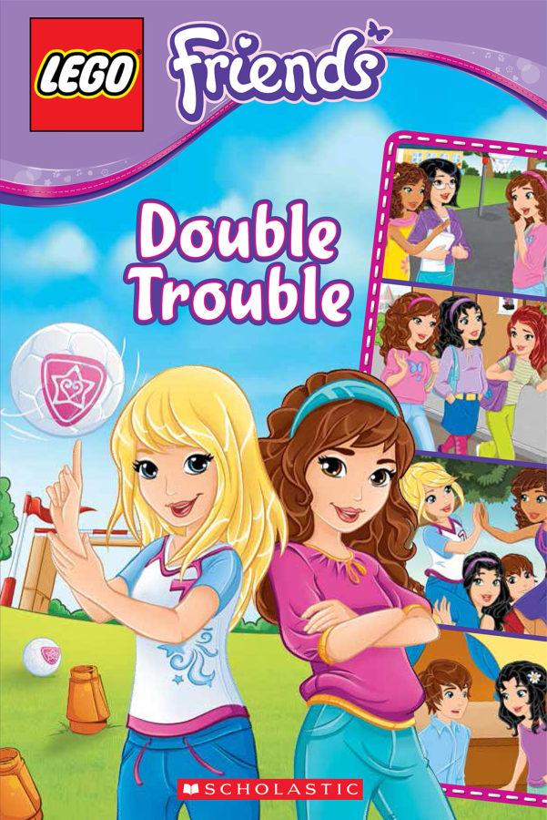 Jenne Simon - LEGO Friends: Double Trouble (Comic Reader #3)