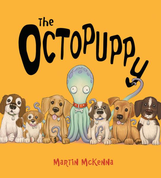 Martin McKenna - The Octopuppy