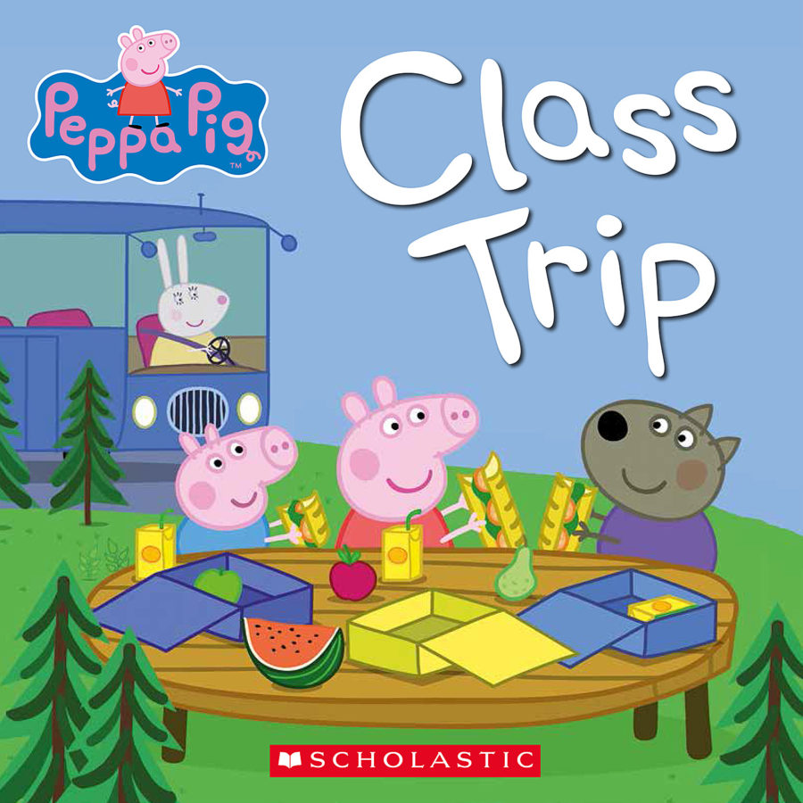 Scholastic - Class Trip