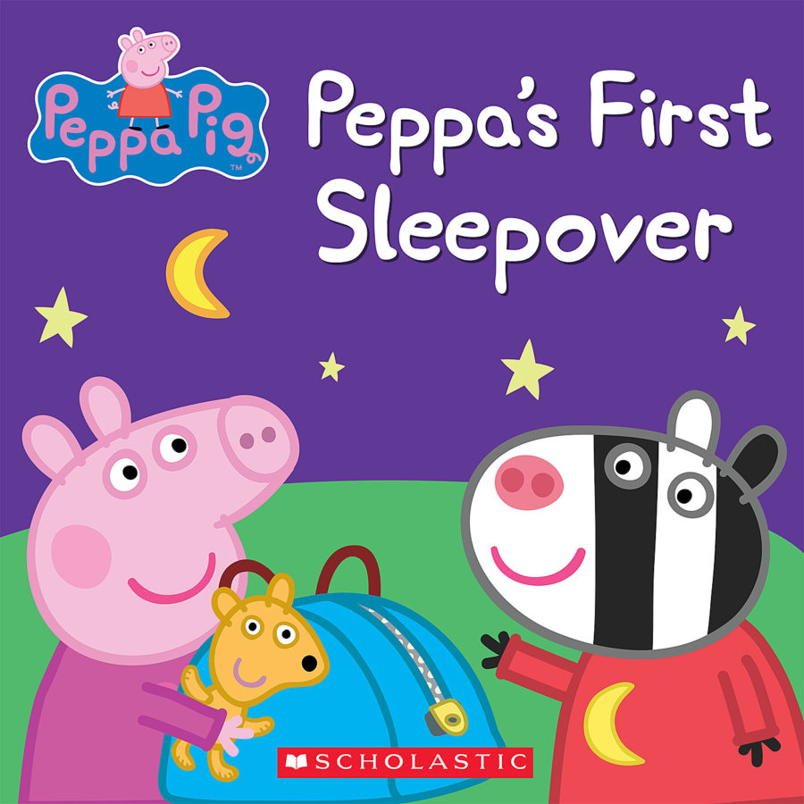 Scholastic - Peppa's First Sleepover