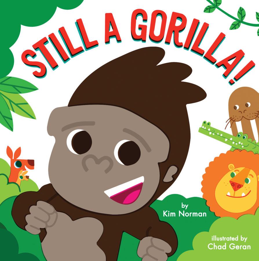 Kim Norman - Still a Gorilla!
