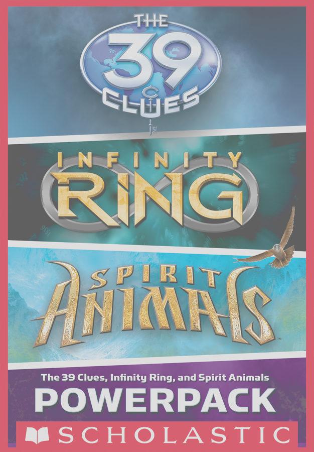 Rick Riordan - The 39 Clues, Infinity Ring, and Spirit Animals Powerpack
